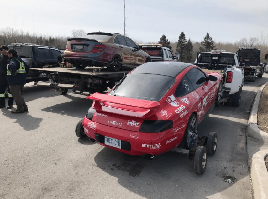 Stunt Driving Toronto