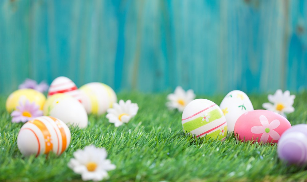 This adults-only Easter egg hunt features booze and a food truck