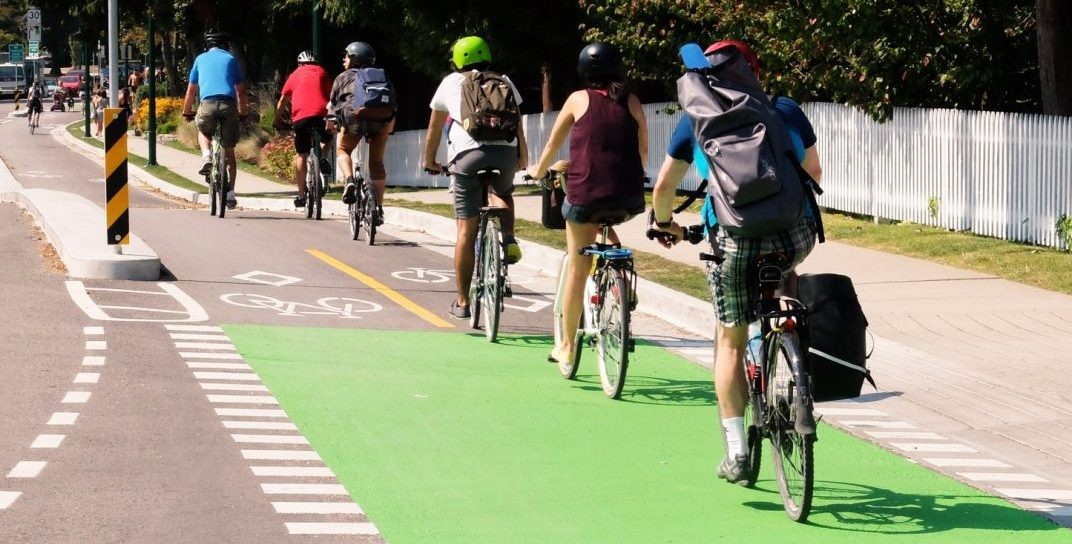 Vancouver ranked the 2nd best city in North America for cycling