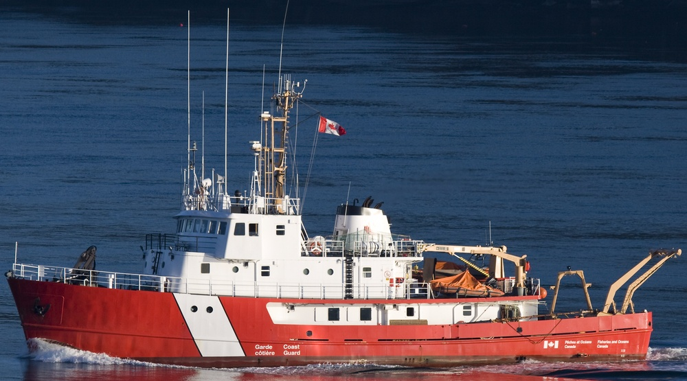 Canadian Coast Guard on hiring spree in BC