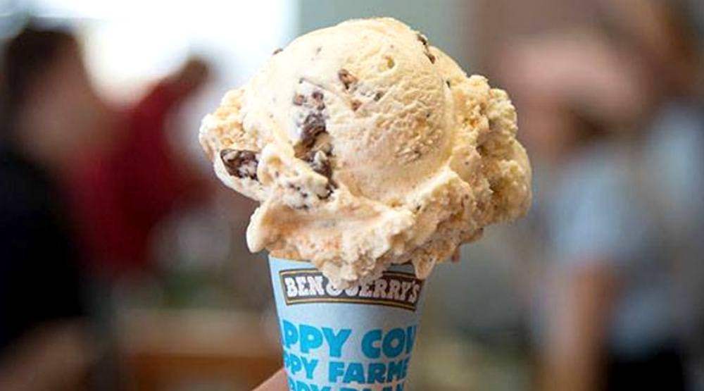 Ben & Jerry's is giving away FREE ice cream cones in Montreal on April 9