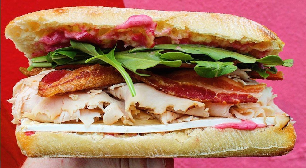 Two Triangles: This Vancouver biz brings their sandwich shop to your office
