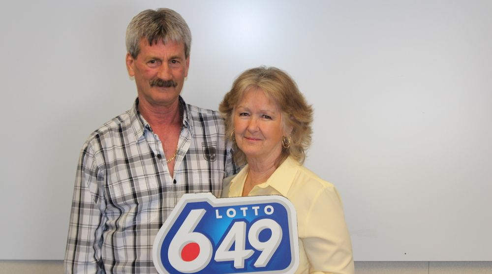 An Alberta couple just won the lottery for the 3rd time