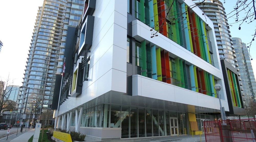 New $19.7-million elementary school opens in downtown Vancouver