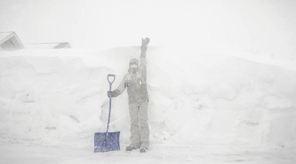 Gander nl snow 2017