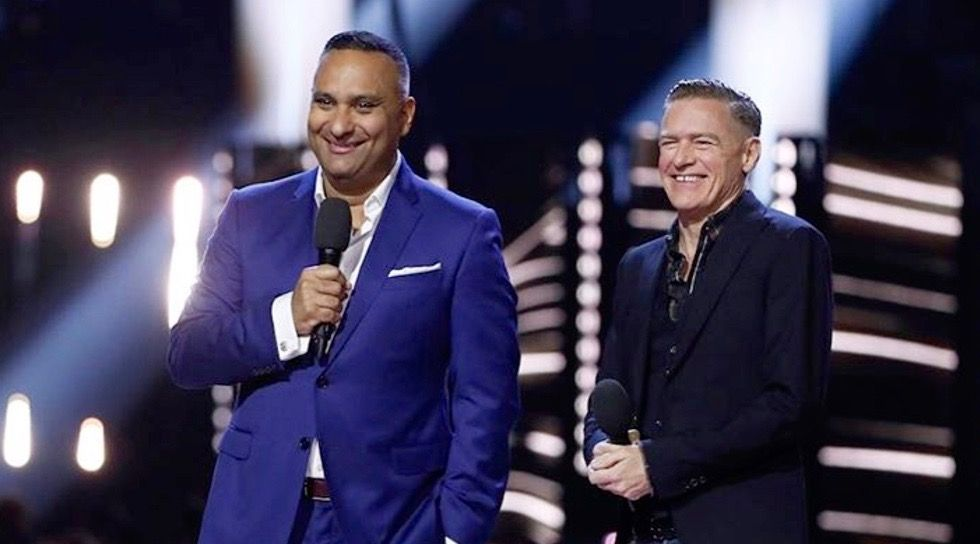 Juno Awards issue formal apology for Russell Peters' inappropriate comments