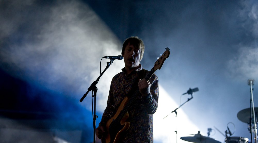 Echo and the Bunnymen perform in concert at FIB Festival on July 16, 2016 in Benicassim, Spain (Christian Bertrand/Shutterstock)