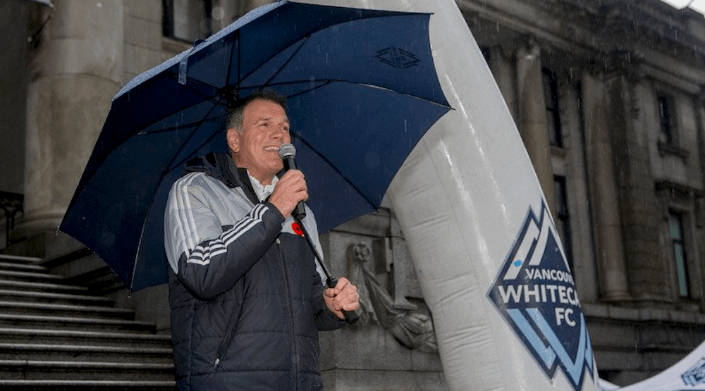 Whitecaps will play in rain with open roof at BC Place