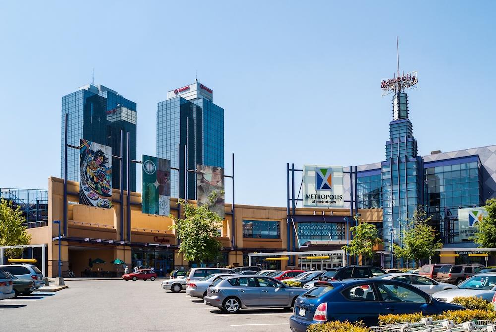 Metropolis at Metrotown (DeymosHR/Shutterstock)