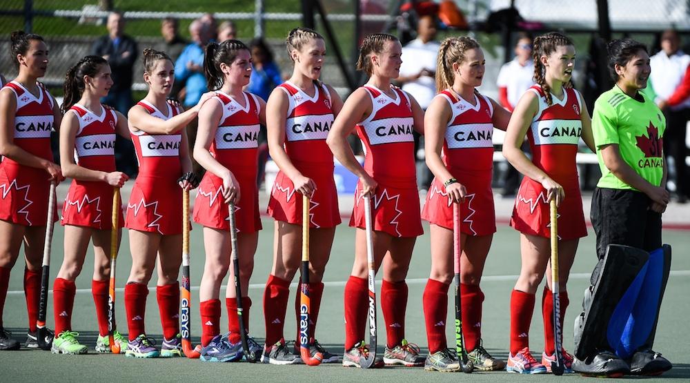 Canada advances to quarter-final at West Vancouver international field hockey tournament