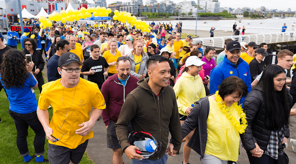 Run to fight cancer at 3rd annual Vancouver Daffodil Dash (CONTEST)