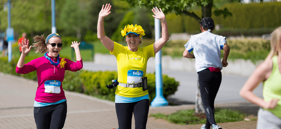 Daffodil Dash Vancouver (Canadian Cancer Society)