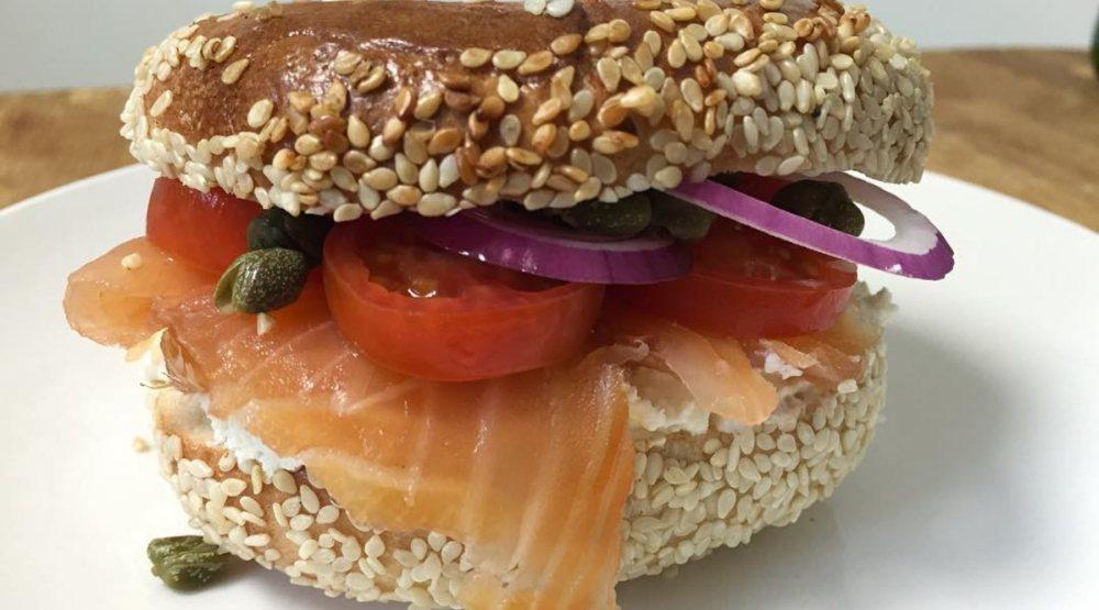 New bagel sandwich shop Lox + Schmear is opening soon in Toronto