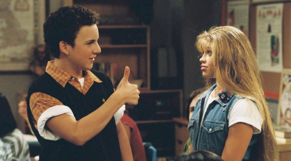 There's a Boy Meets World dance party in Toronto this weekend