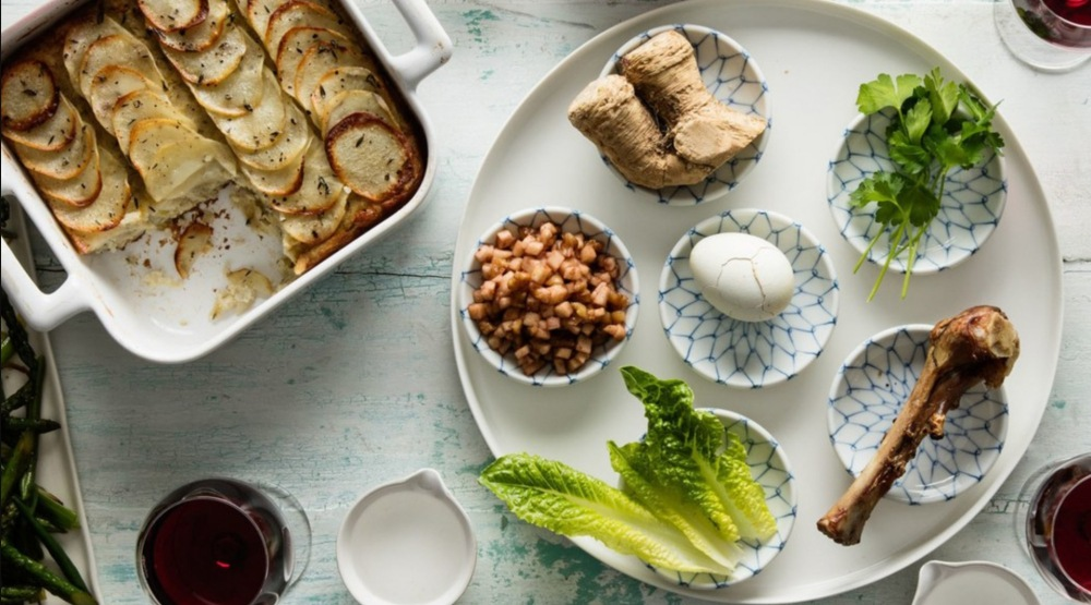 Toronto restaurants doing Passover Seders with a twist