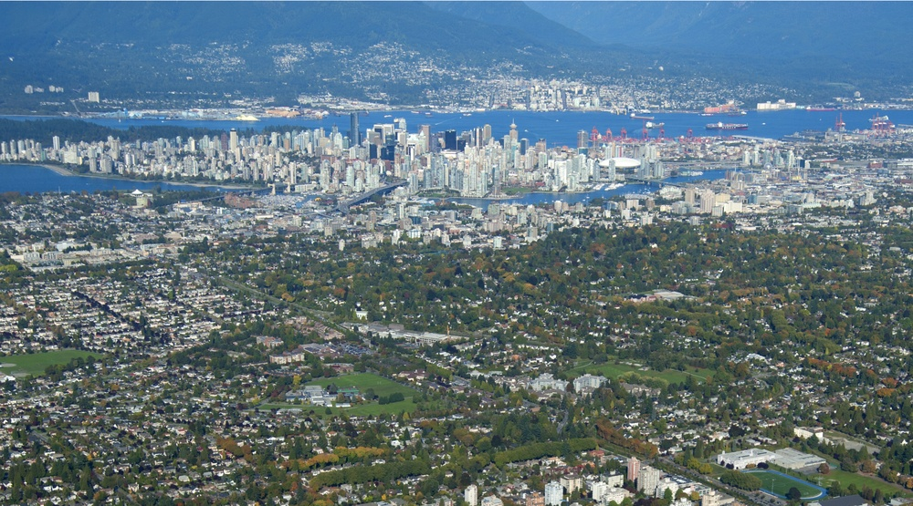 Metro Vancouver pays 3 times as much property tax as the rest of BC