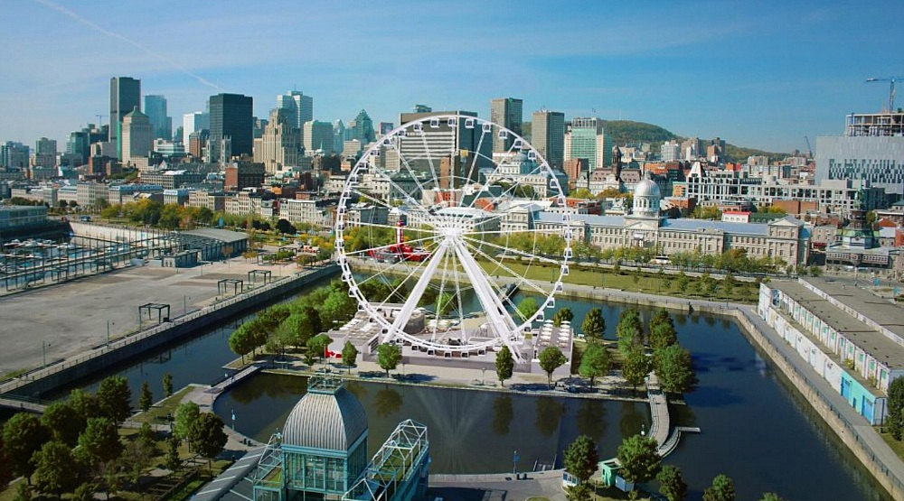 Montreal will soon be home to Canada's largest ferris wheel