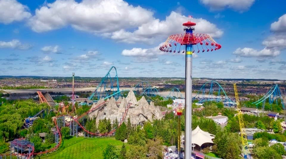 Canada's Wonderland opens on Sunday with two new attractions