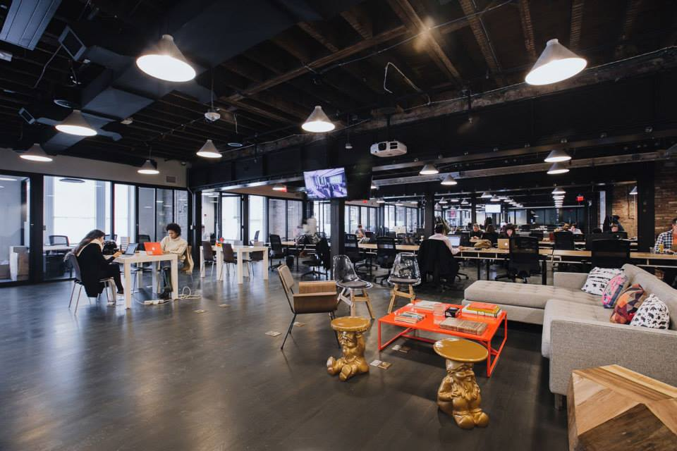 Wework Opening 70 000 Square Foot Co Working Office Space In Downtown Toronto Daily Hive Toronto