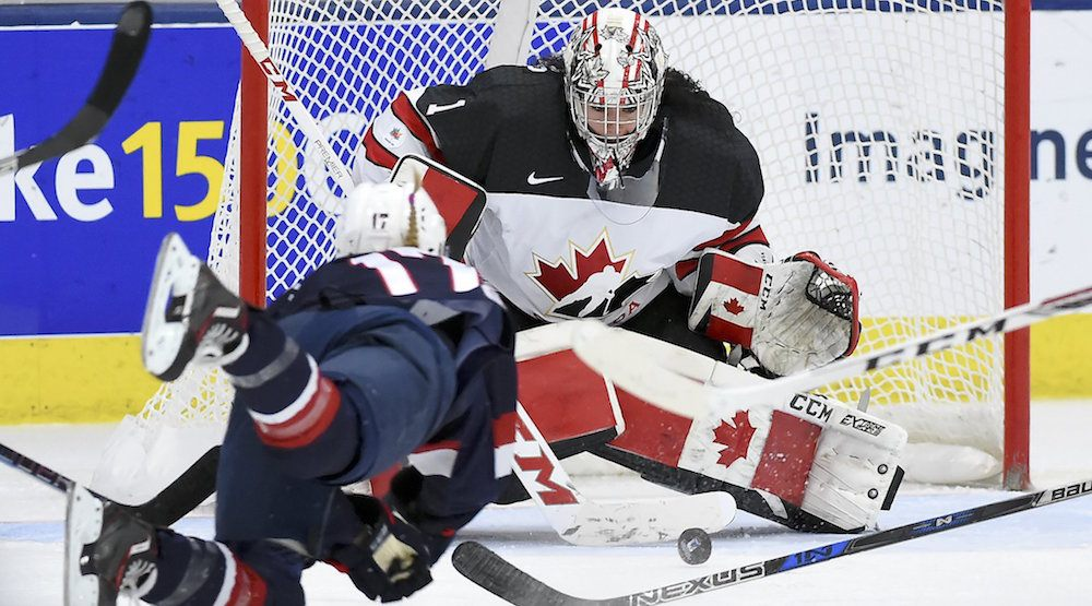 Usa canada women hockey