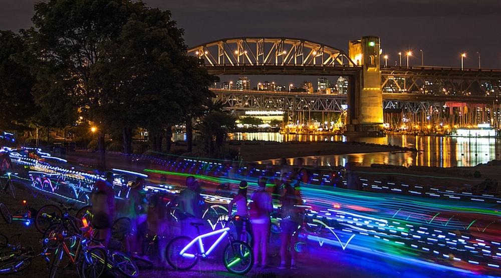 Bike Rave 2017 returns to Vancouver
