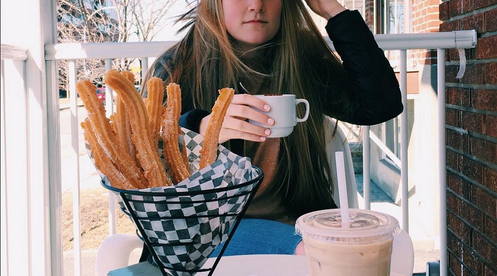 You have to check out Montreal's churro cafe