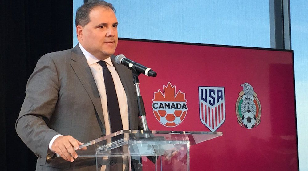 Canada part of joint-bid to host 2026 FIFA World Cup
