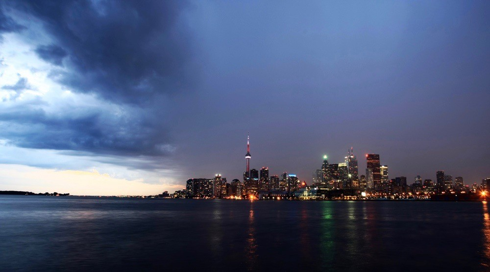 Environment Canada issues severe thunderstorm watch for Toronto