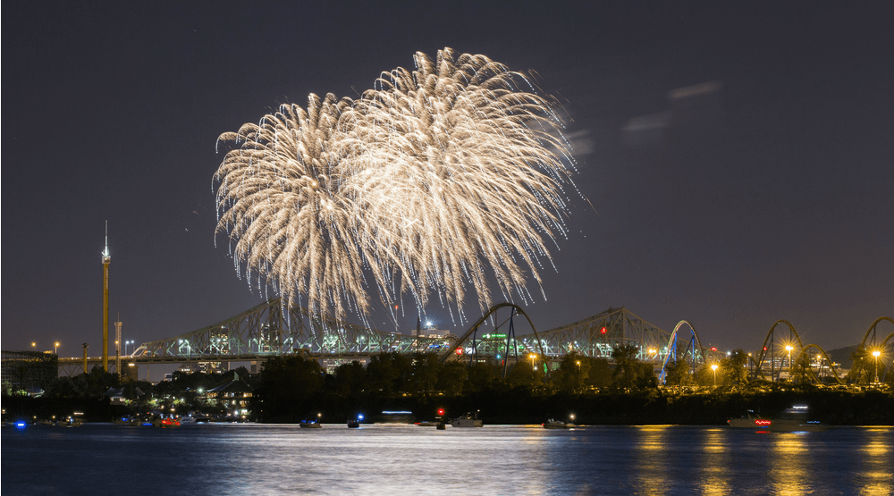 fireworks montreal