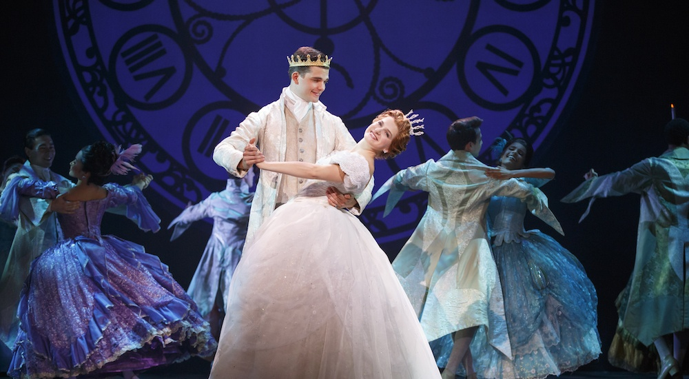 Theatre Review: Cinderella will sweep you away