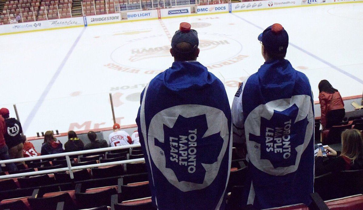 FYI: It's cheaper for Leafs fans to drive to Washington for a playoff game than buy a ticket at the ACC
