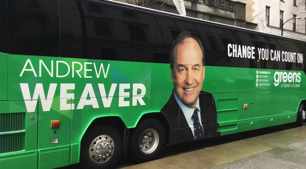 Andrew weaver bus