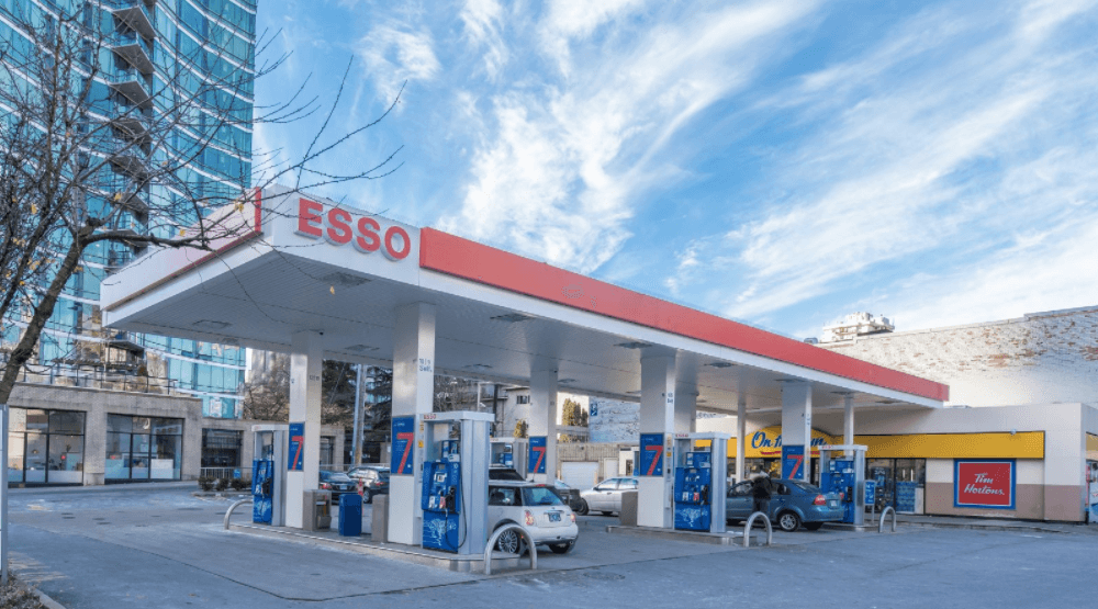 Downtown Vancouver's last-remaining gas station is for sale