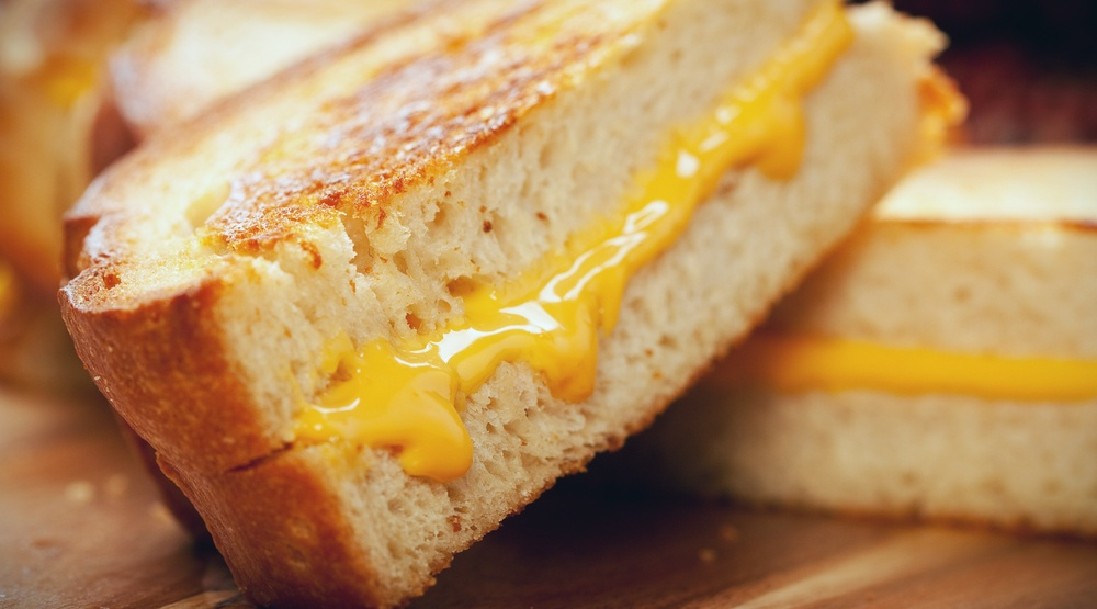 How to pair 7 kinds of grilled cheese sandwiches with wine