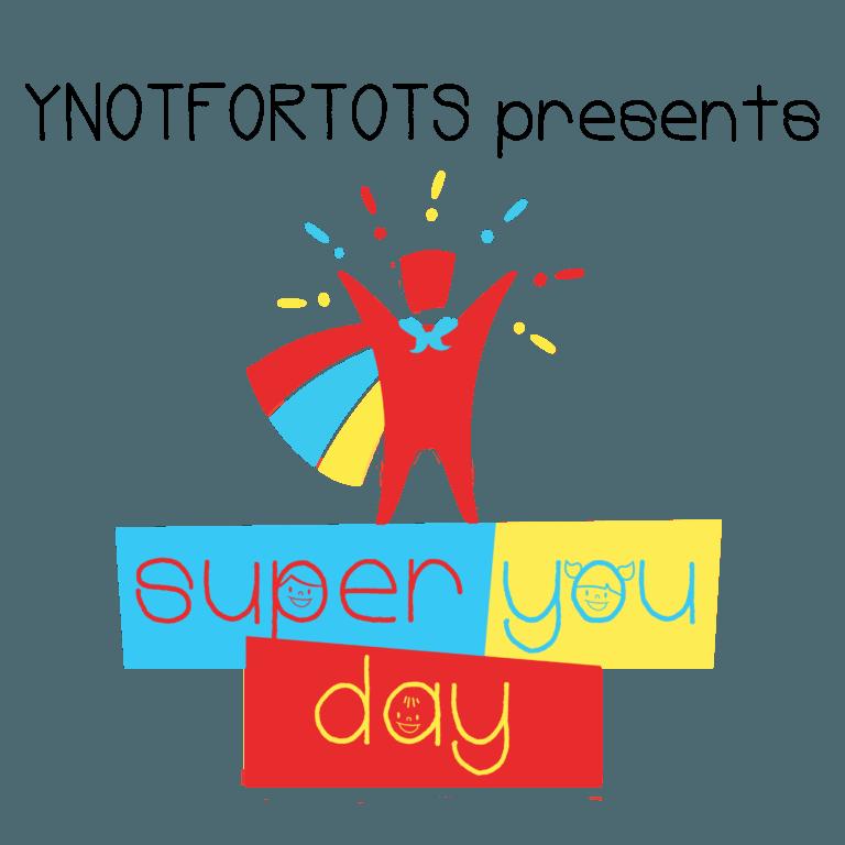 SuperYOU Days logo (YNOTFORTOTS)