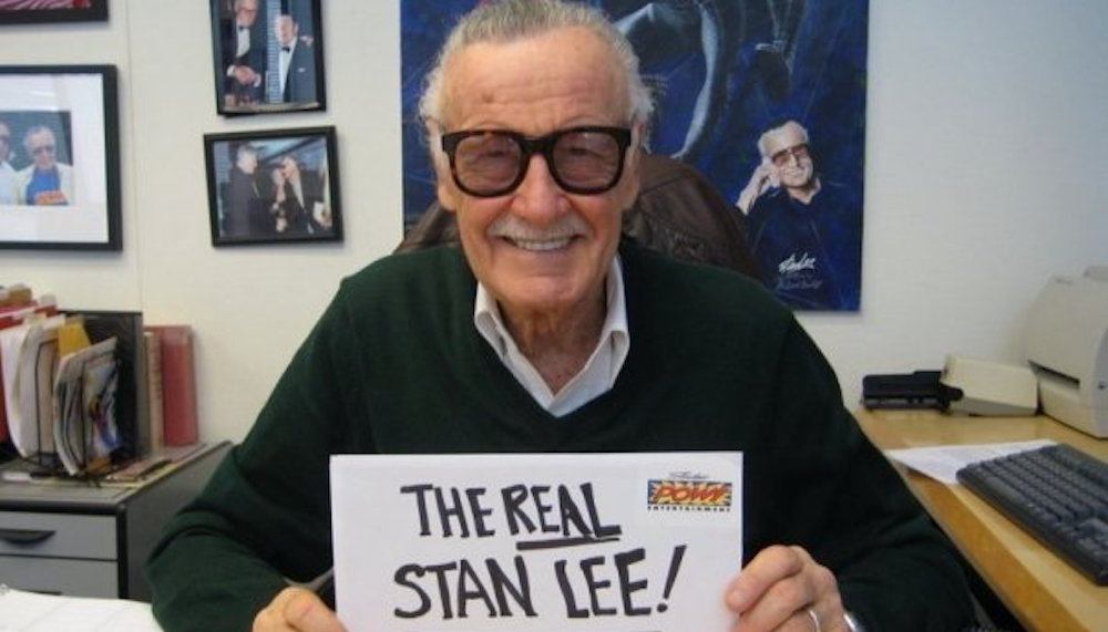 Stan Lee comes back to town for Calgary Expo 2017 (VIDEO)