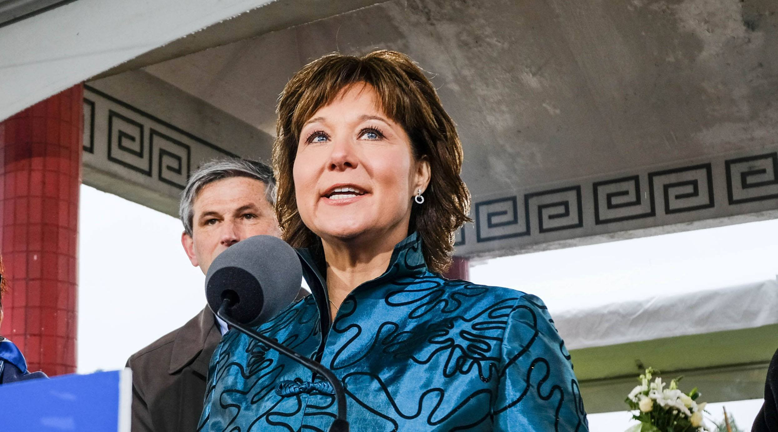 Bc liberal leader christy clark province of bc flickr
