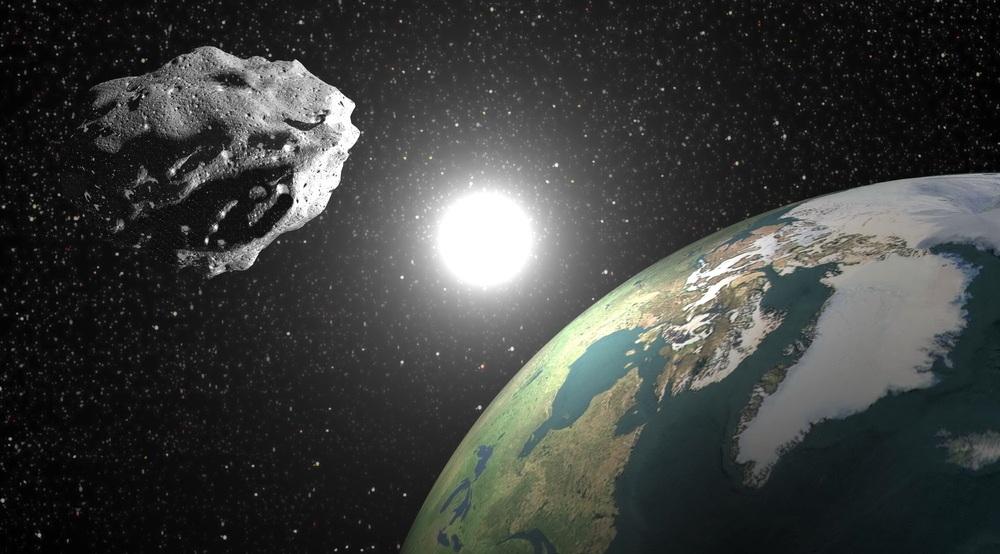 Asteroid shutterstock