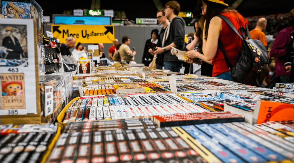 A free comic book festival is happening in Parc Lafontaine next month