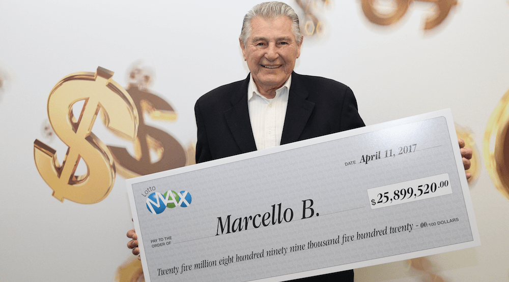 Burnaby senior wins $25.9 million lotto jackpot