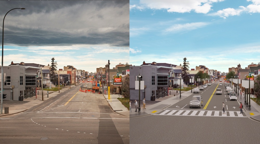 Major 17th Avenue construction to begin next week (PHOTOS)
