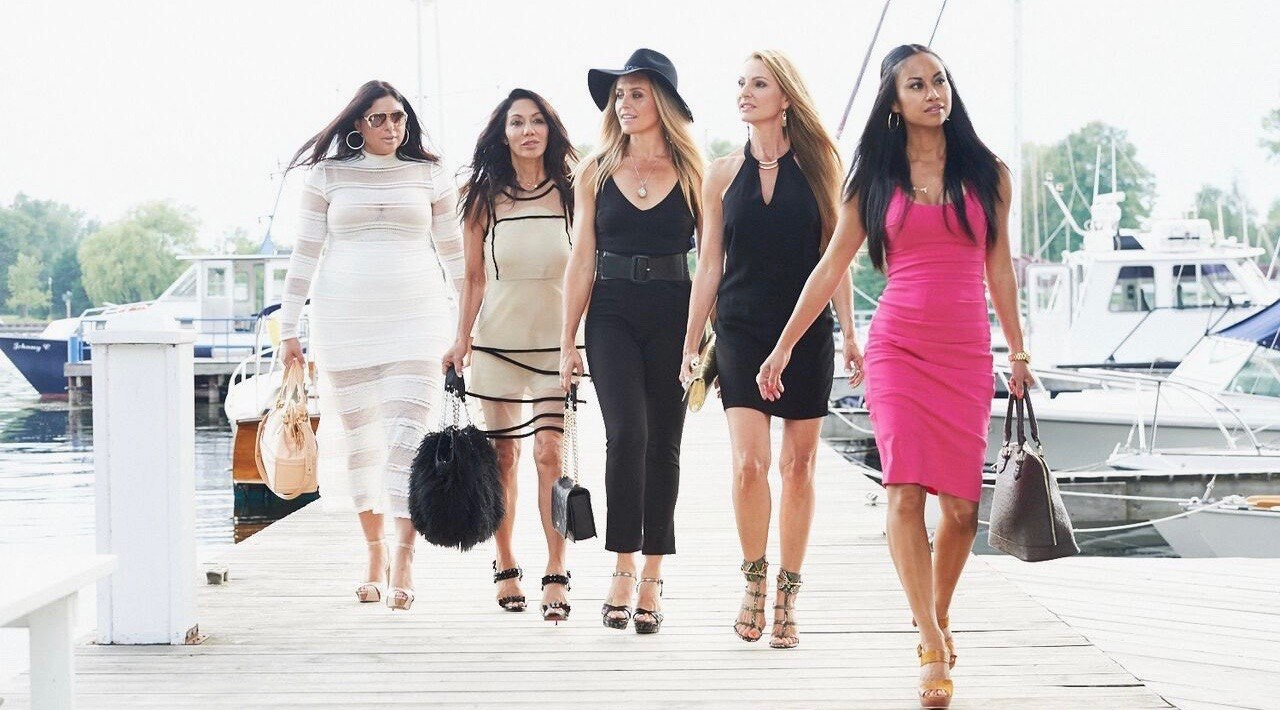 The Real Housewives of Toronto recap, Episode 6: Designer dresses and hot messes