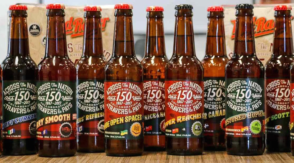 This unique craft beer 12-pack lets you drink your way across Canada