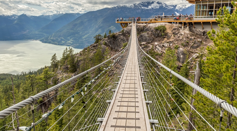 Celebrate Easter at the Sea-to-Sky Gondola in Squamish this Sunday