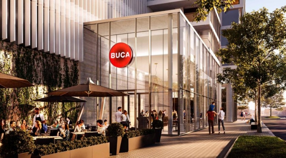 Buca and Bar Buca to open restaurants in Vaughan