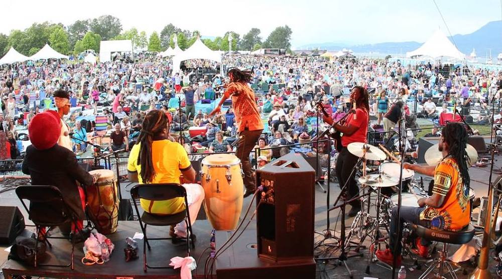 Vancouver Folk Festival expands with free concert, extra night this year