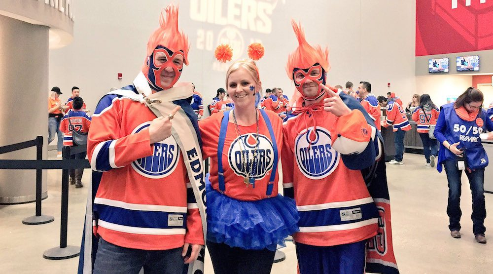 Oilers are charging fans $80 to watch home playoff games on arena concourse TVs
