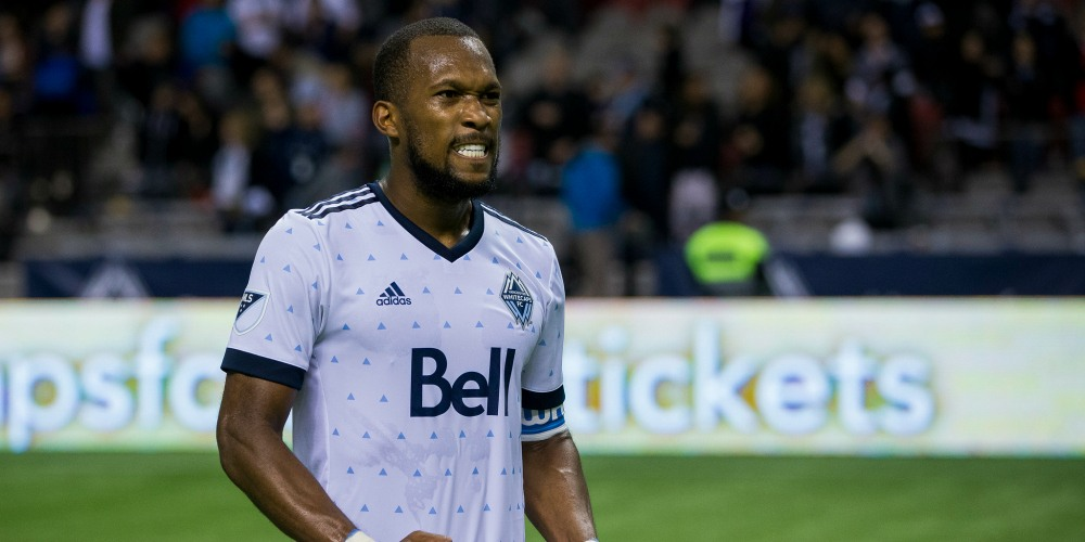 Whitecaps' Kendall Waston has returned to form in 2017
