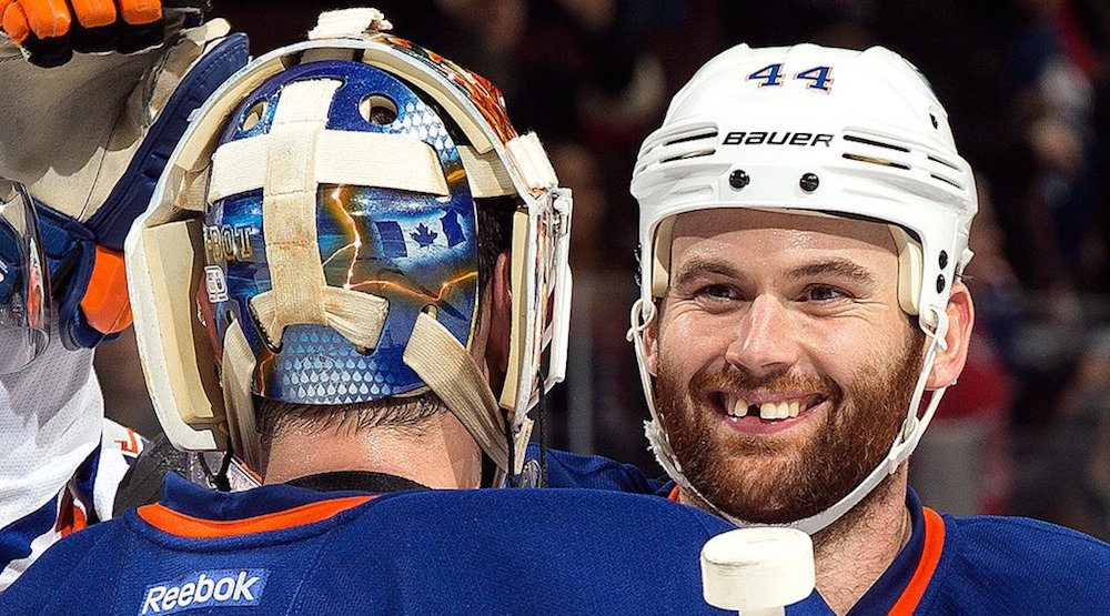 Oilers re-sign Zack Kassian to 4-year, $12.8 million contract: report