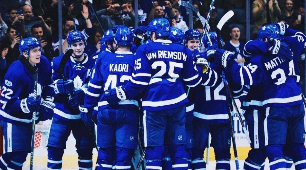 Toronto Maple Leafs, playoffs